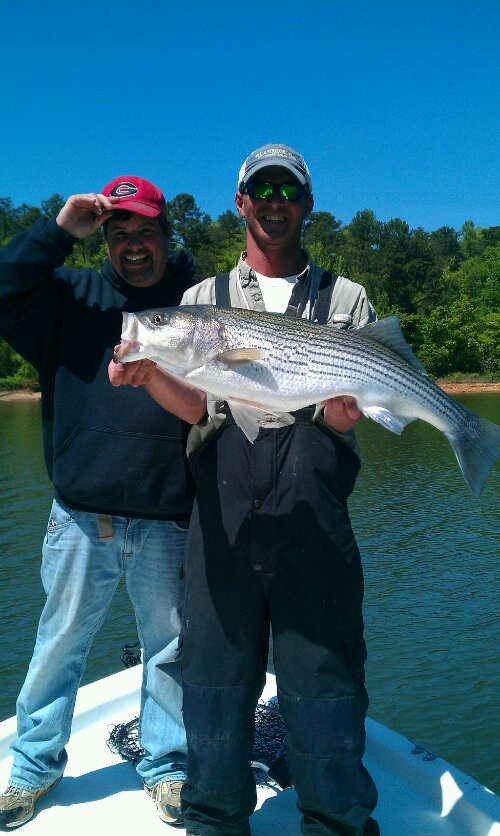 Lanier Fishing Guides