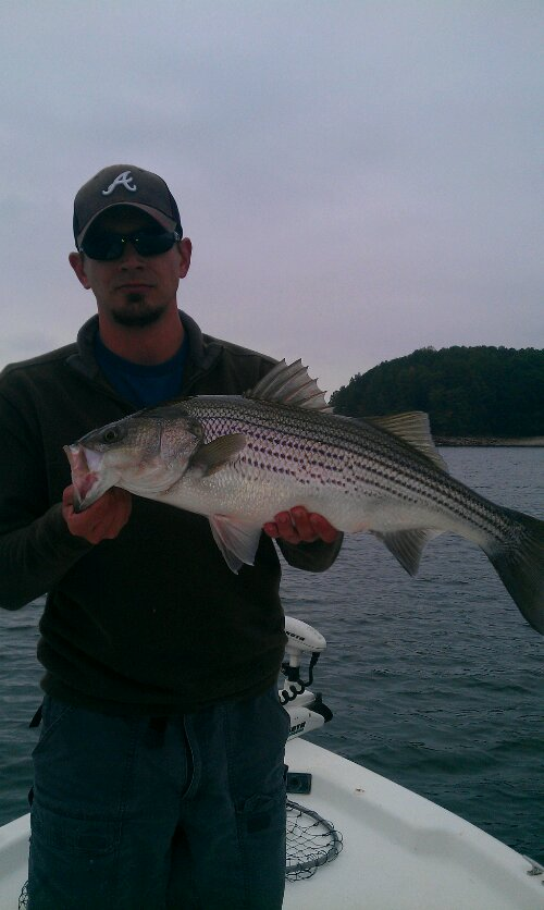 Fishing Guides Lake Lanier ga